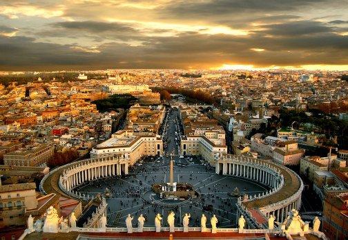 Watykan - najmniejsze państwo świata