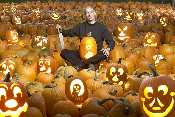 Halloween - dynie