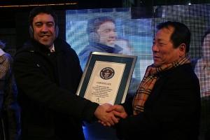 Rekord Guinnessa - Bitwa naśnieżki