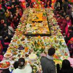 Chińskie dania – Rekord Guinnessa