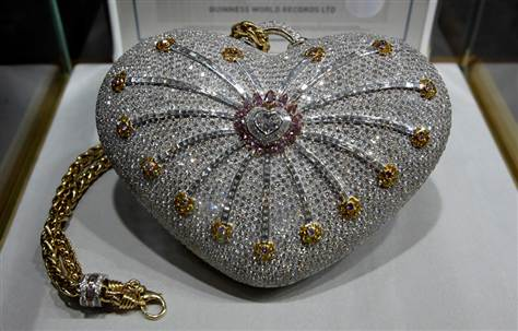 Najdroższa damska torebka