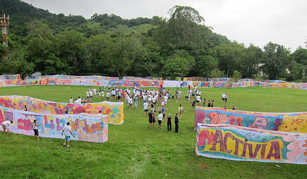 Najdłuższe grafitti świata