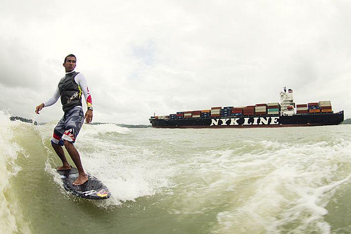 Surfing - rekord Guinessa