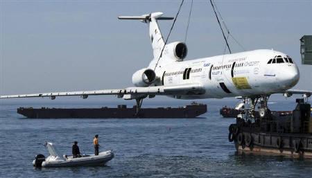 Największy samolot podwodą
