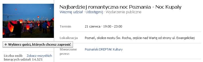 Noc Kupały - Facebook