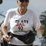 Najstarsza kobieta wmaratonie