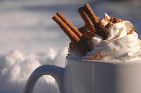 Rekord Guinessa nanajwiększy kubek gorącej czekolady