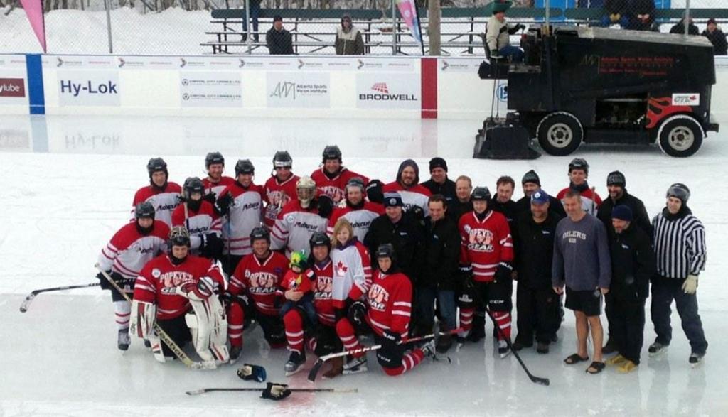 Najdłuższy mecz hokeja - rekord Guinnessa