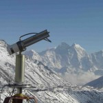Kamera internetowa naMount Everest