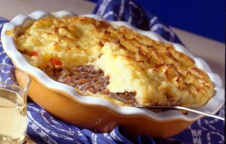 """Największa zapiekanka mięsno-warzywna """"Cottage Pie"""""""