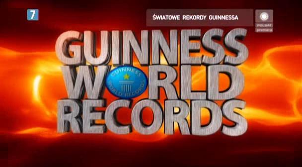 Światowe Rekordy Guinnessa - odcinek 2