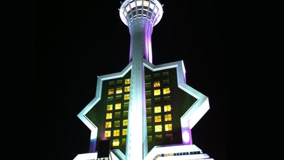 konstrukcja - Turkmenistan