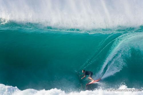 Surfing – największa fala - rekord Guinessa