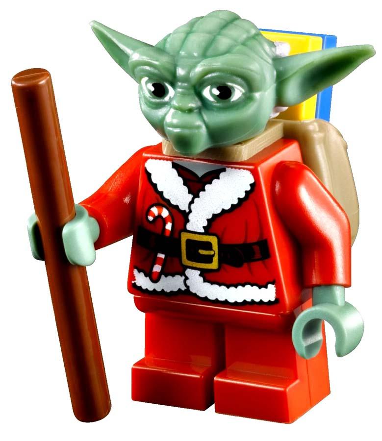 Yoda św.Mikołaj - rekord Guinessa