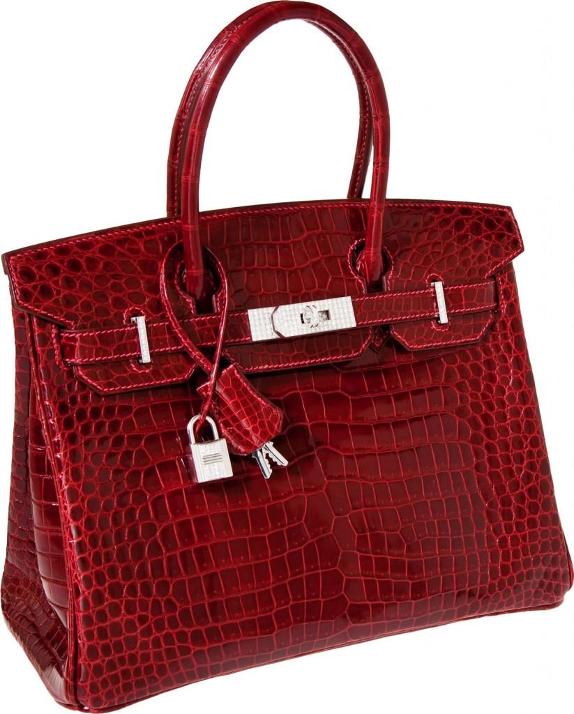 Hermes Birkin - najdrożej sprzedana damska torebka