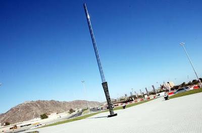 Najdłuższy miecz świata