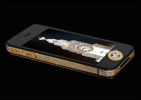 Najdroższy iPhone 4S naświecie - front