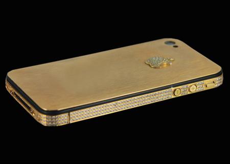 Najdroższy iPhone 4S naświecie - tył