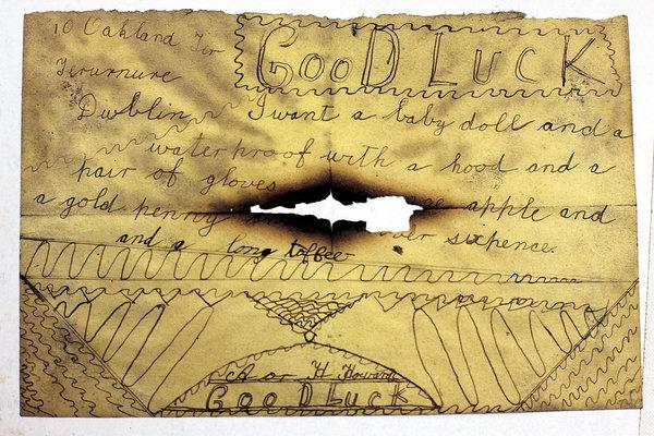 Najstarszy list doŚwiętego Mikołaja