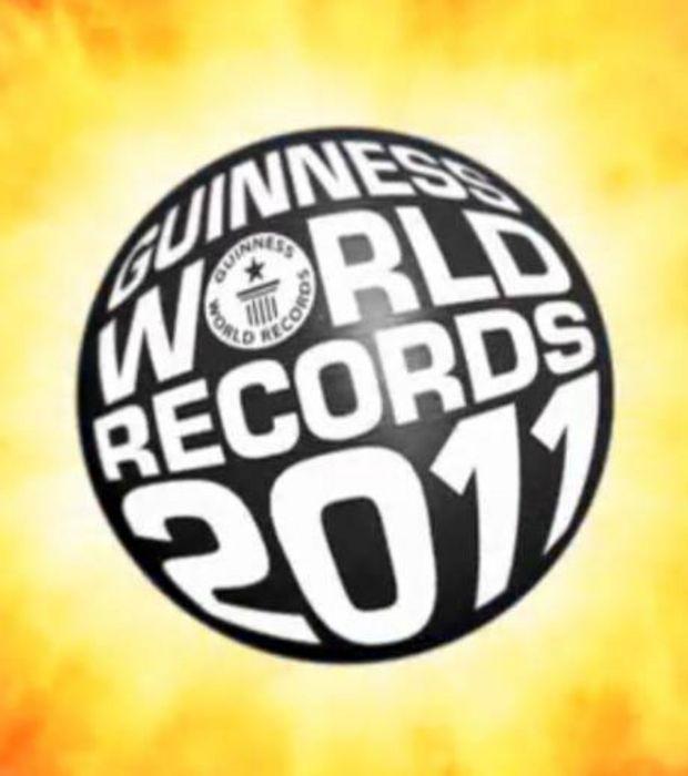 Rekordy Guinnessa 2011