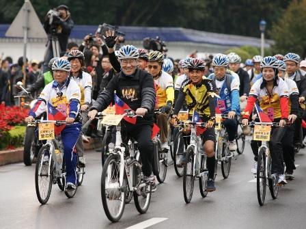 Największa parada rowerów
