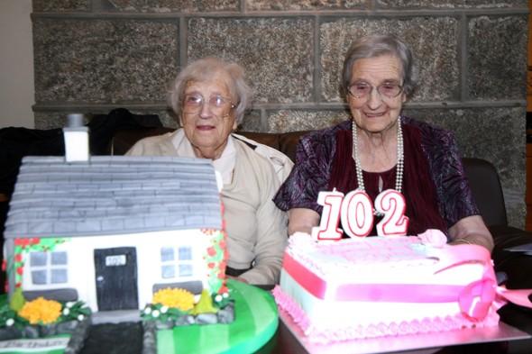 Najstarsze bliźniaczki świata