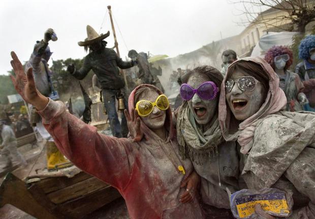 Największa wojna namąkę – rekord Guinessa