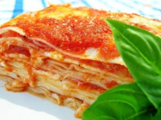 Największa lasagne świata - polski rekord Guinessa