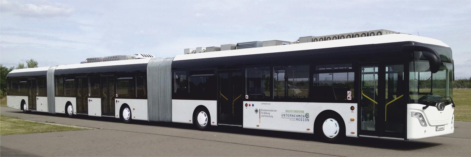 Najdłuższy autobus świata