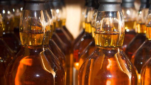 Największa butelka whisky naświecie