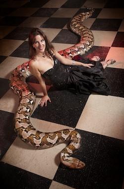 Najdłuższy wąż w niewoli – rekord Guinessa