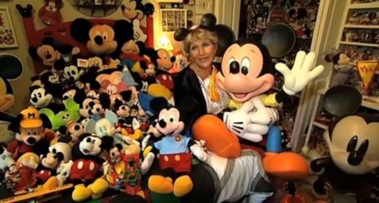 Największa kolekcja zMyszką Miki