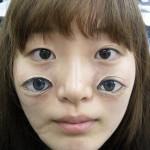 Najbardziej przerażający makijaż