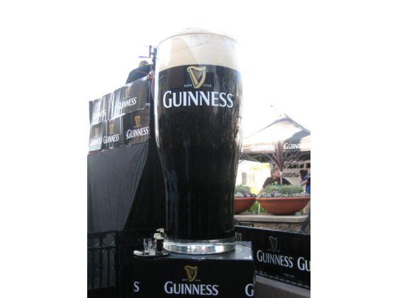 Największy kufel piwa