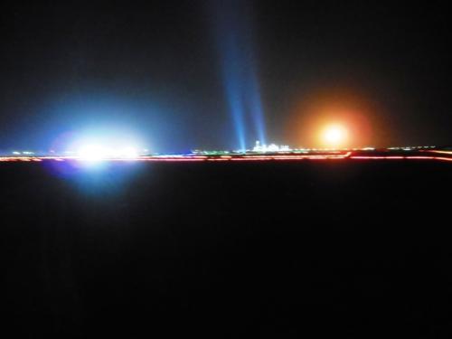 Największy obraz zżarówek LED – rekord Guinessa
