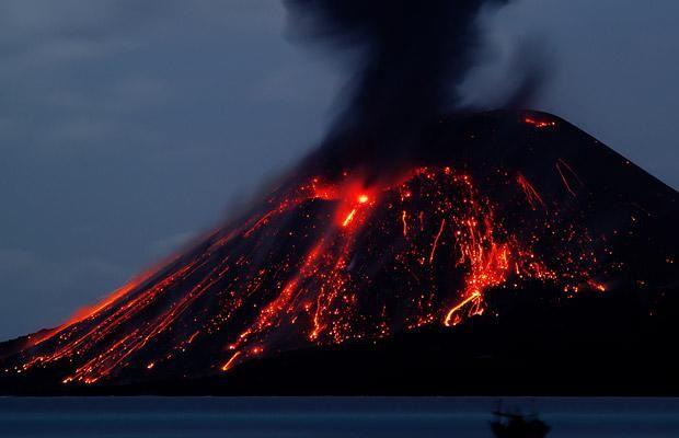 Najwięcej ofiar śmiertelnych w wyniku erupcji wulkanu