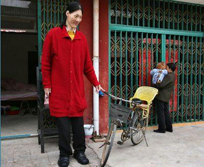 Zmarła najwyższa kobieta świata