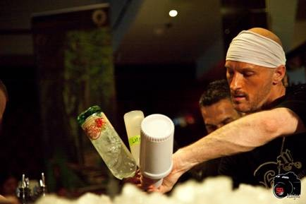 Najszybszy barman