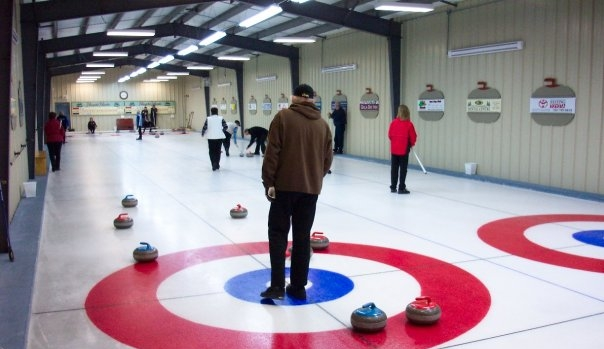 Najdłuższa gra wcurling – rekord Guinessa