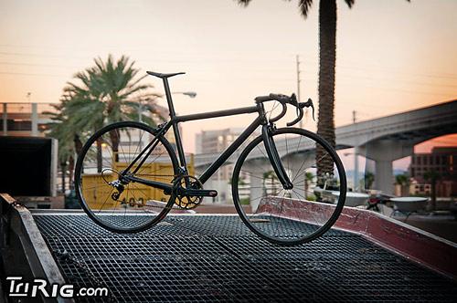 Najlżejszy rower świata - rekord Guinessa