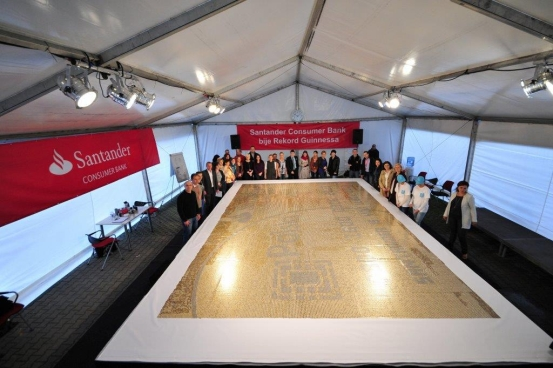 Santander Consumer Bank - rekord świata