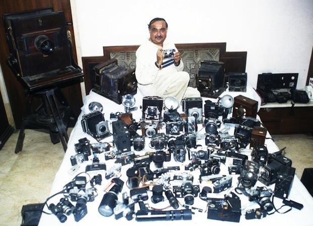 Największa kolekcja aparatów fotograficznych
