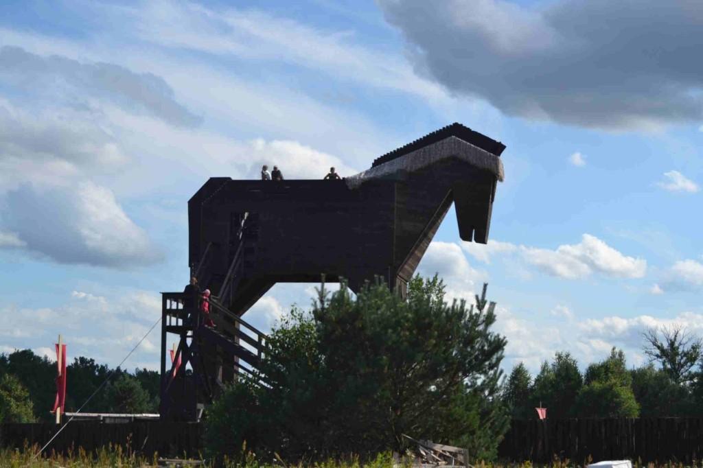 Największy koń trojański wPolsce
