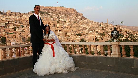 Najwyższy mężczyzna świata wziął ślub