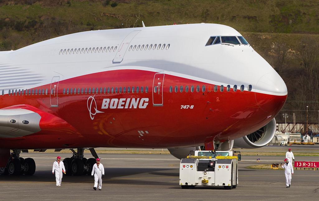 Najdłuższy samolot pasażerski