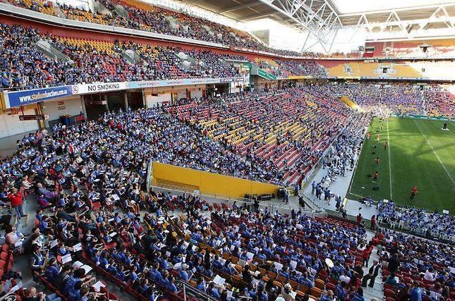 Największa orkiestra naświecie - Australia