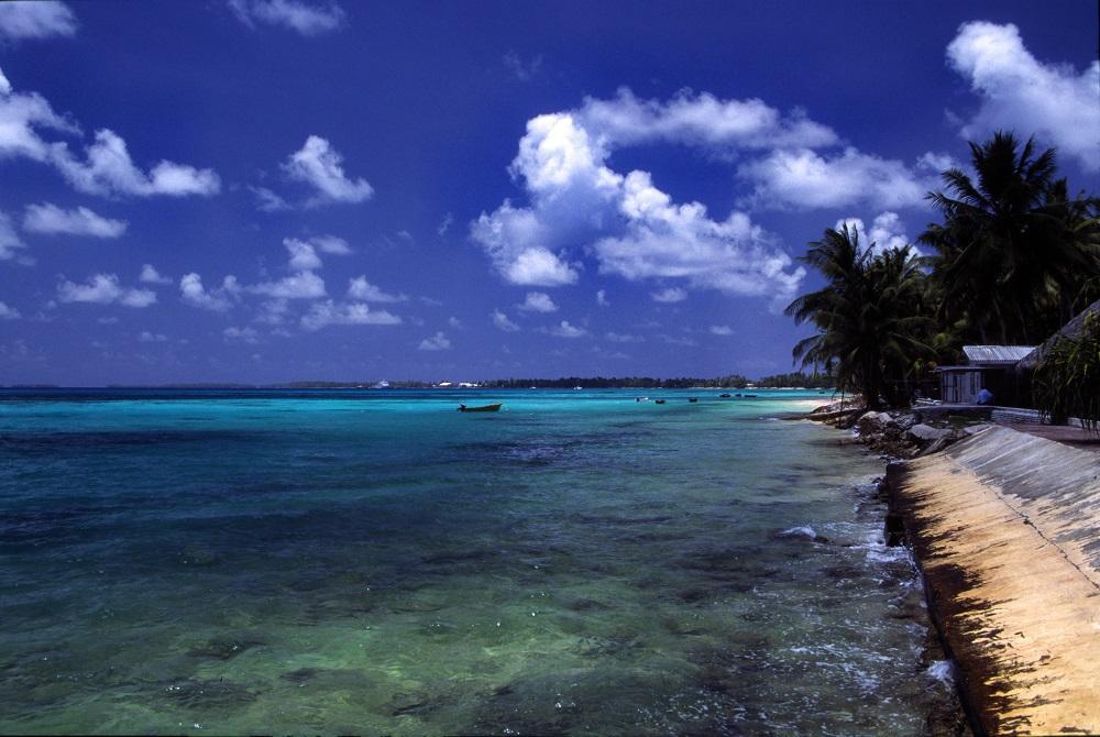 Największe morze świata - Morze Koralowe