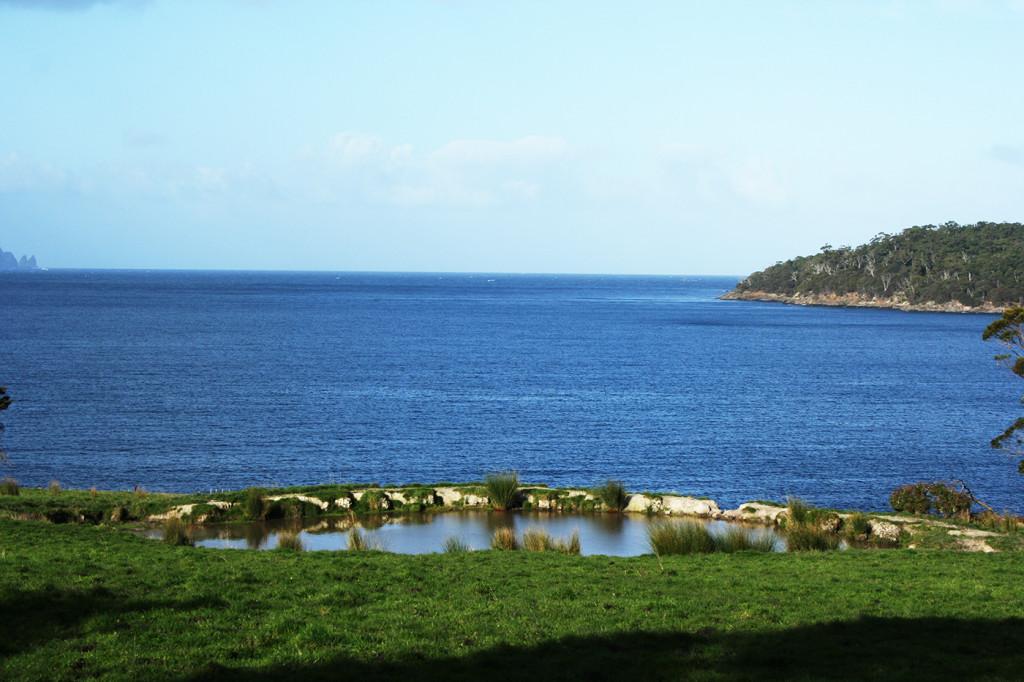 Największe morze świata - Morze Tasmana