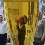Największy kieliszek doszampana – rekord Guinessa dla Polski