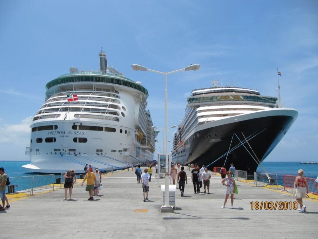 Freedom of the Seas - największy statek pasażerski